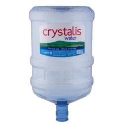 Pramenitá voda Crystalis (18,9 l / 5 galonů)