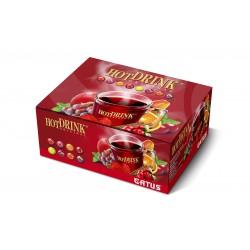 Hotdrink variace chutí  - balení 8 sáčků 23g