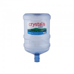 PRAMENITÁ VODA CRYSTALIS (11,3 l / 3 galony)
