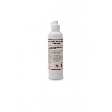 Antivirová dezinfekce COVIcidol  250 ml.