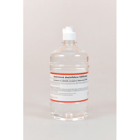 Antivirová dezinfekce COVIcidol  1 Litr