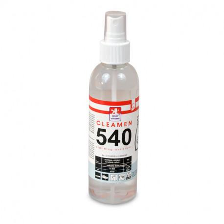 CLEAMEN 540 - sanitační a dezinfekční prostředek 200 ml.
